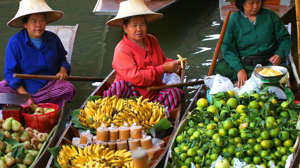 Floating Market_DamneonSaduak