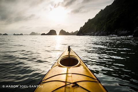 Halong Bay - Copyright Aaron Joel Santos