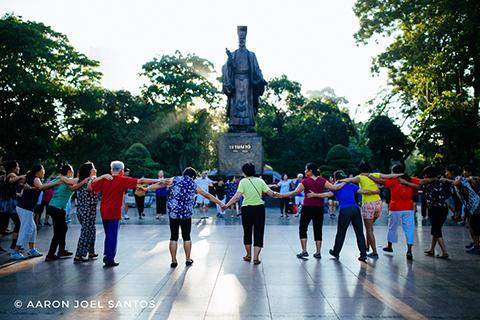 Hanoi - Copyright Aaron Joel Santos