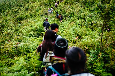 Sapa Hiking - Copyright Aaron Joel Santos