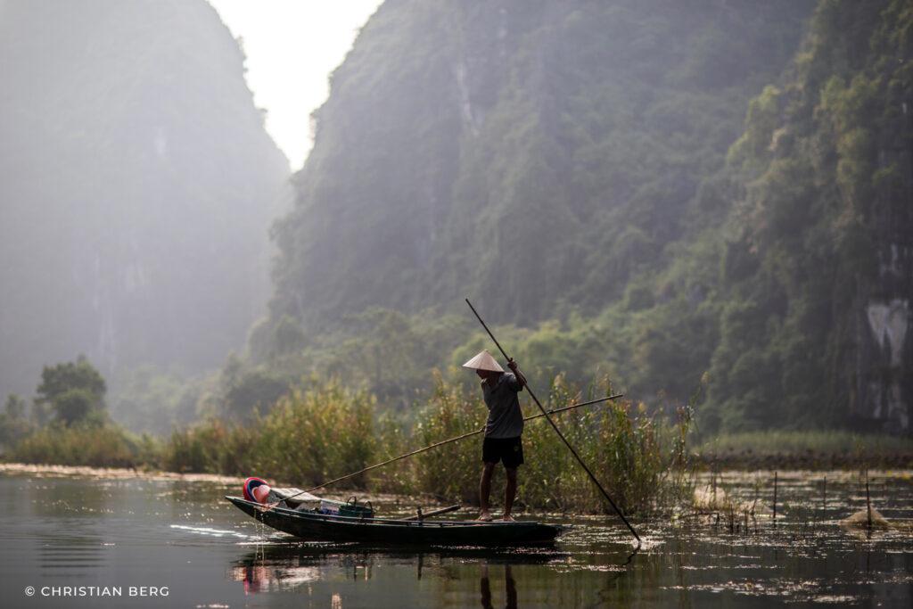 Tam Coc Ninh Binh - Copyright Christian Berg