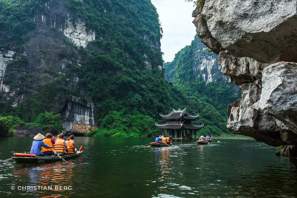 Ninh Binh - Trang An